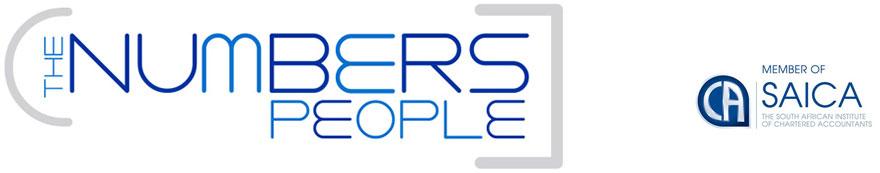 The Numbers People Logo Member